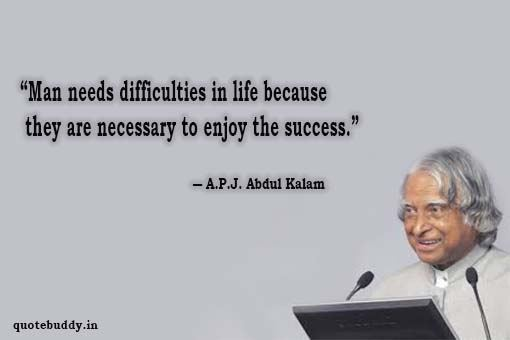 abdul kalam quotes with images