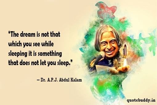 apj abdul kalam thoughts images