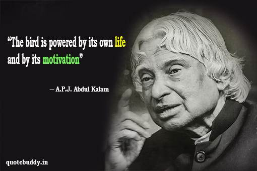 quotes of abdul kalam